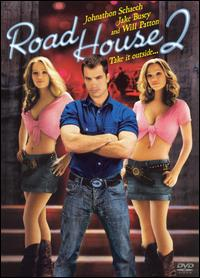 Road House 2 DVD cover
