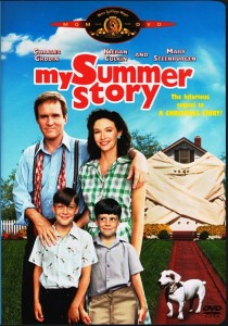 It Runs in the Family (aka My Summer Story) DVD cover