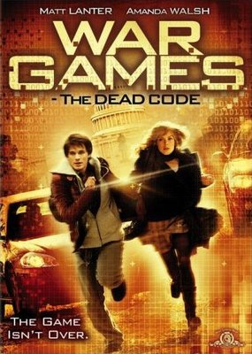 WarGames: The Dead Code (2008) poster