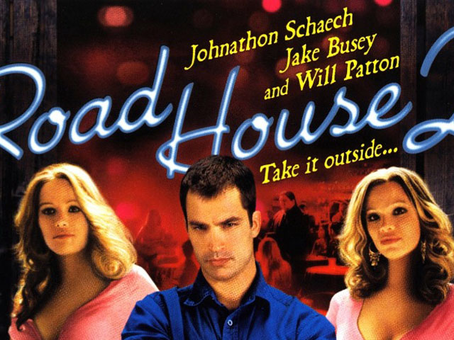 Road House 2: Last Call (2006) DVD cover