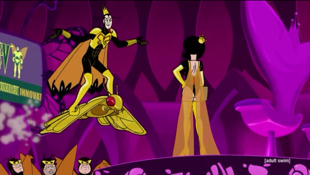 """Venture Bros. wrapup: """"The Diving Bell vs. The Butter-Glider"""""""