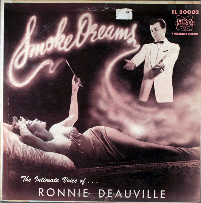 Album cover of the week: Smoke Dreams