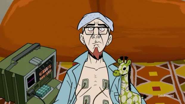 "Venture Bros. wrapup: ""Assisted Suicide"""