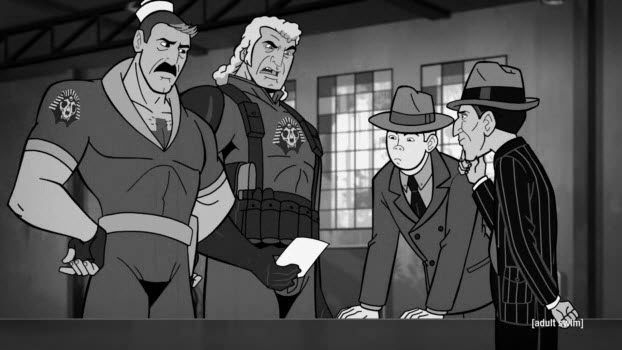"Venture Bros. wrapup: ""Everybody Comes to Hank's"""