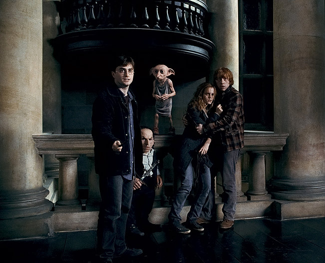 GFS at the Movies: Harry Potter and the Deathly Hallows, Part 1
