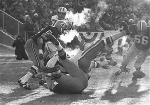 Ice Bowl - Packers v. Cowboys