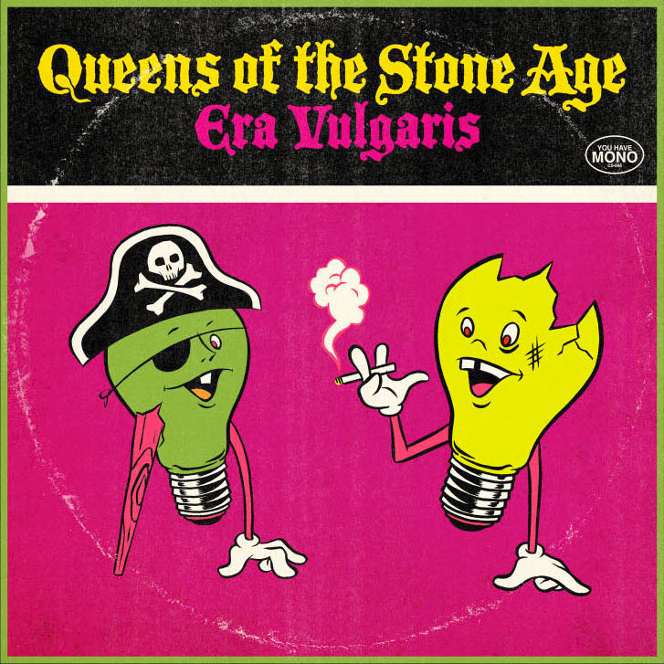 Album cover of the week: Era Vulgaris