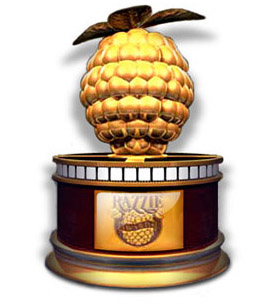 And now, your 2010 Golden Raspberry Awards nominees
