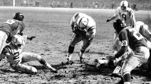 The Greatest Game Ever Played – Colts vs. Giants, December 28, 1958