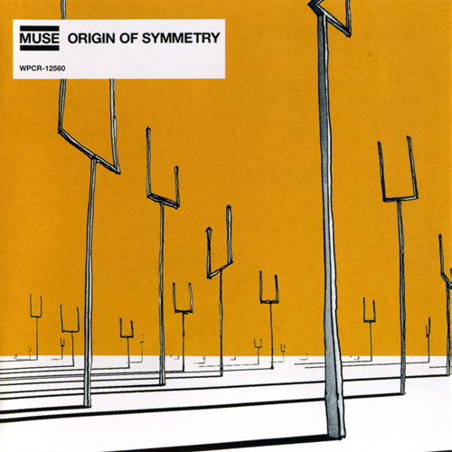Album cover of the week: Origin of Symmetry