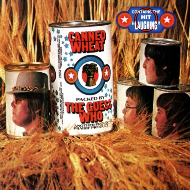 Album cover of the week: Canned Wheat