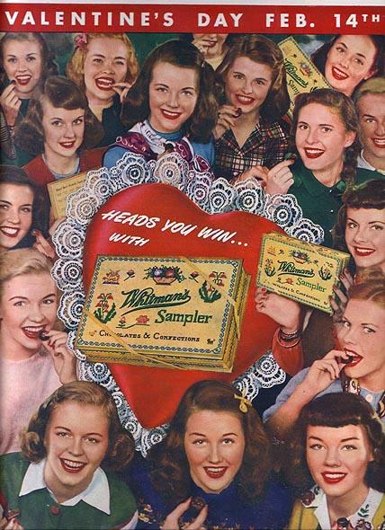 Whitman's Sampler, 1947