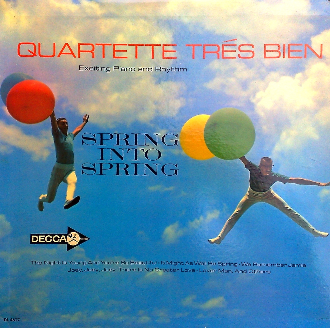 Album cover of the week: Spring Into Spring