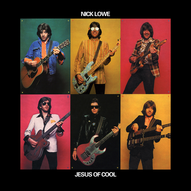 Album cover of the week: Jesus of Cool