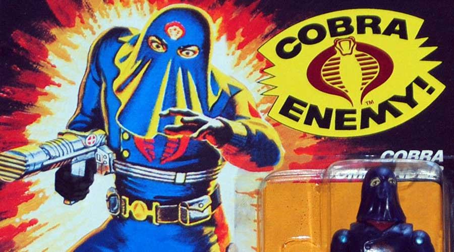 My Favorite Things: G.I. Joe characters