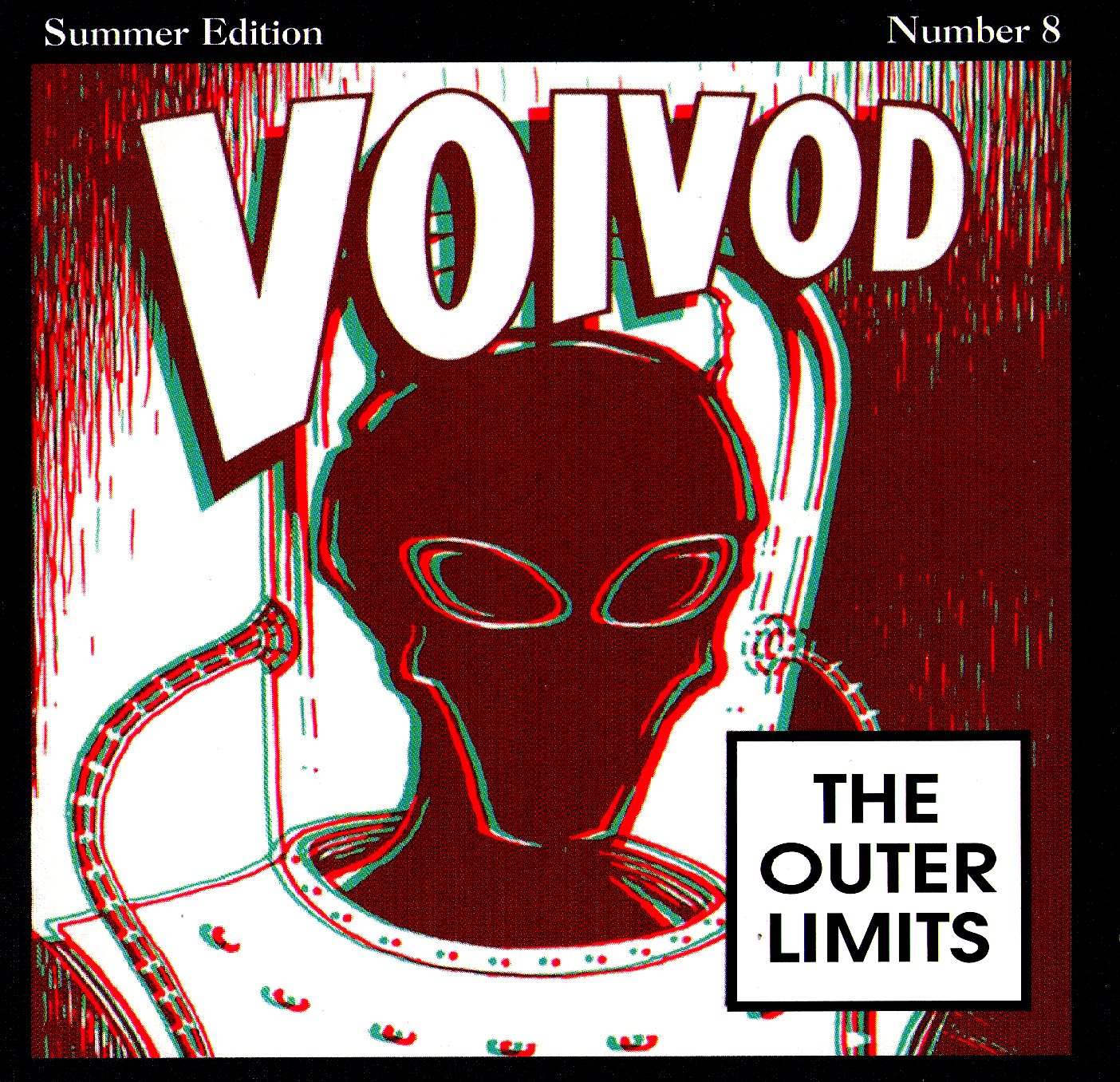 Album cover of the week: The Outer Limits