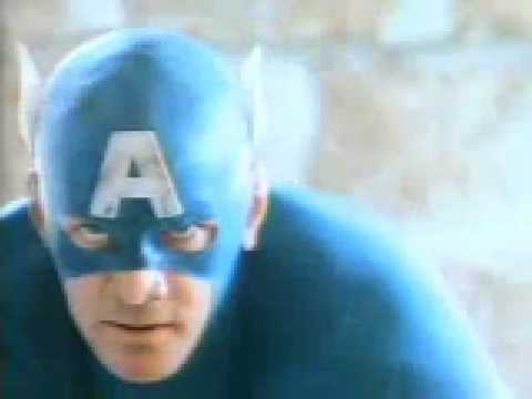 Here's your trailer for Captain America: The First Avenger