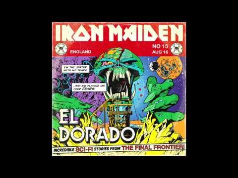"Listening Booth – Iron Maiden, ""El Dorado"""