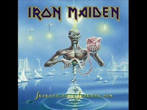 "Listening Booth – Iron Maiden, ""The Prophecy"""