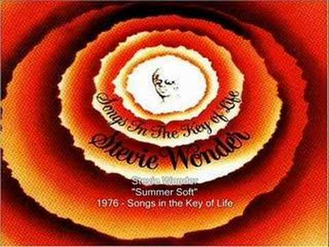 "Listening Booth – Stevie Wonder, ""Summer Soft"""