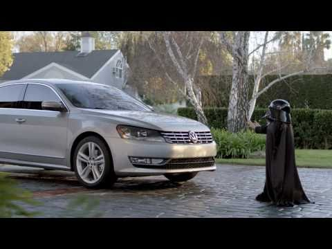 Commercials I love: The Force (Volkswagen)