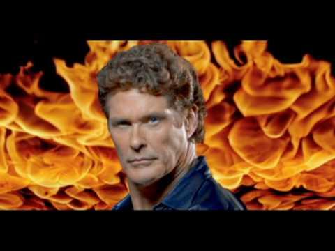 "David Hasselhoff – ""Jump in My Car"""