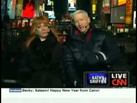 Kathy Griffin Rings in the New Year with Class