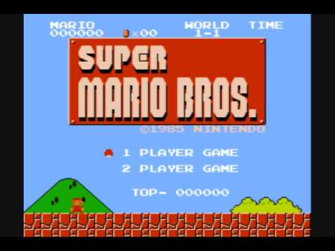 The Super Mario Bros. theme song showcase