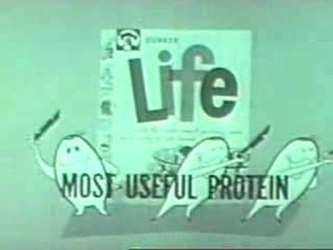 Retrotisement: Life cereal