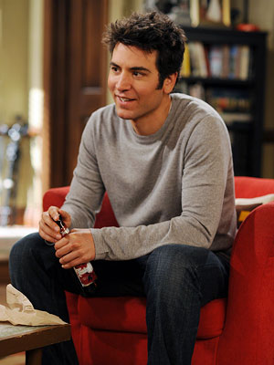 Josh Radnor as Ted Mosby