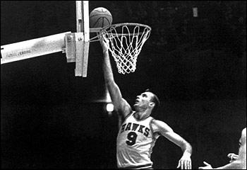 Bob Pettit - St. Louis Hawks