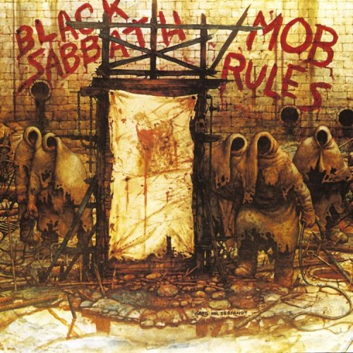 Album cover of the week: Mob Rules
