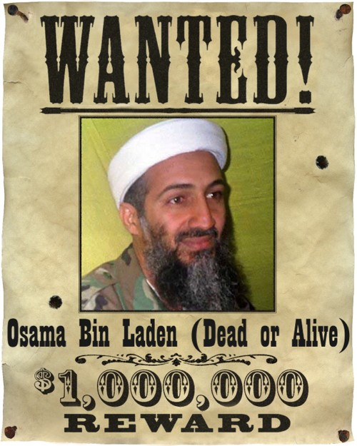 Even though nobody asked, here are my thoughts on bin Laden