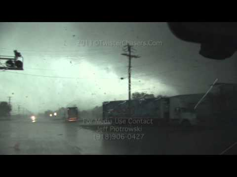 Powerful new video of the Joplin, Missouri tornado