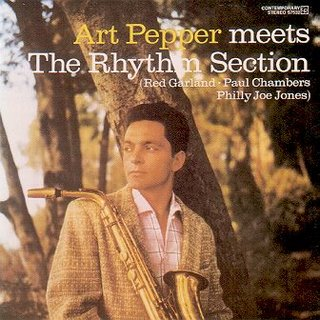 Art Pepper Meets the Rhythm Section