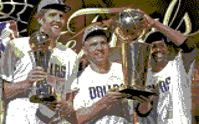 C64 - 2011 NBA champion Dallas Mavericks