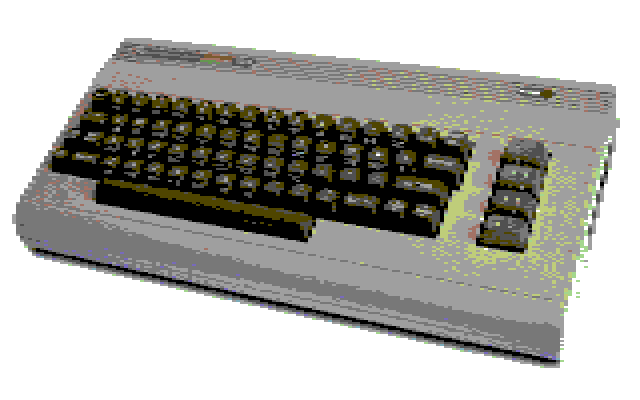 Awesome time waster of the day — C64 Yourself