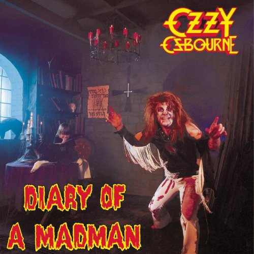 Album cover of the week: Diary of a Madman