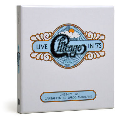 Album review: Chicago — Live in '75