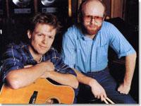Bryan Adams and Jim Vallance