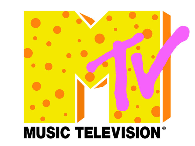 Original 1980s MTV logo