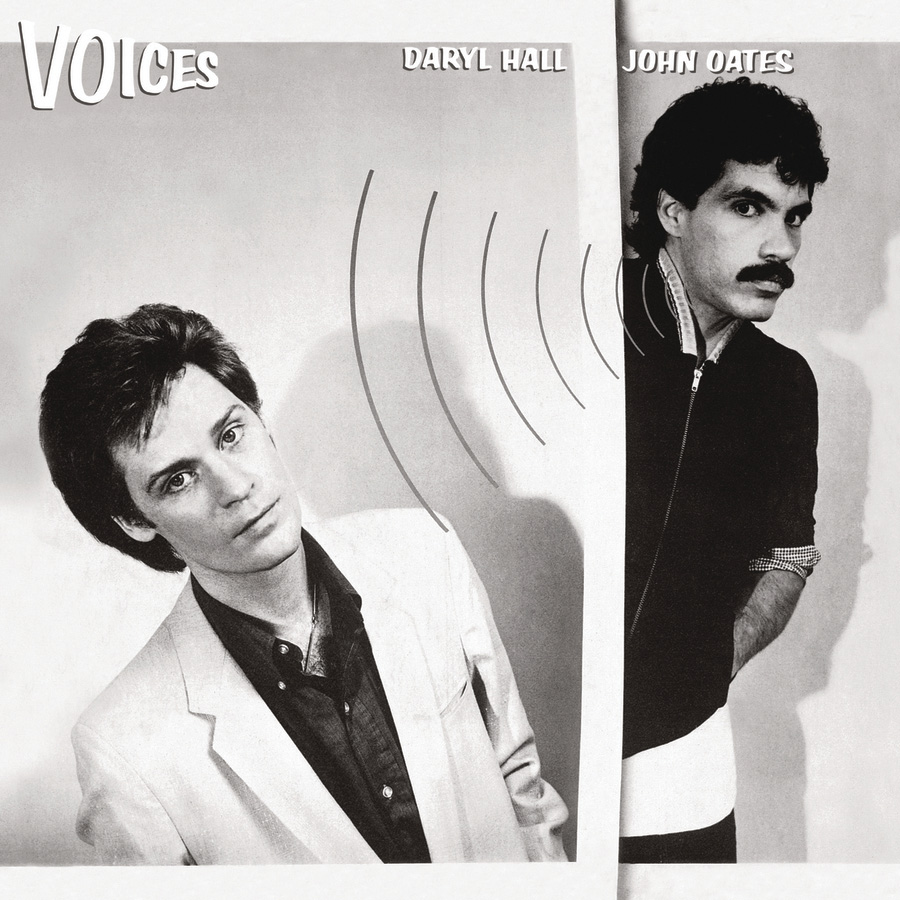 Album cover of the week: Voices