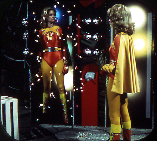 Vintage View-Master: Electra Woman and Dyna Girl
