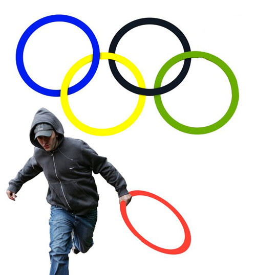 New London 2012 Summer Olympics logo