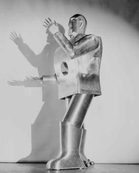 Say hello to Elektro, the Westinghouse Robot