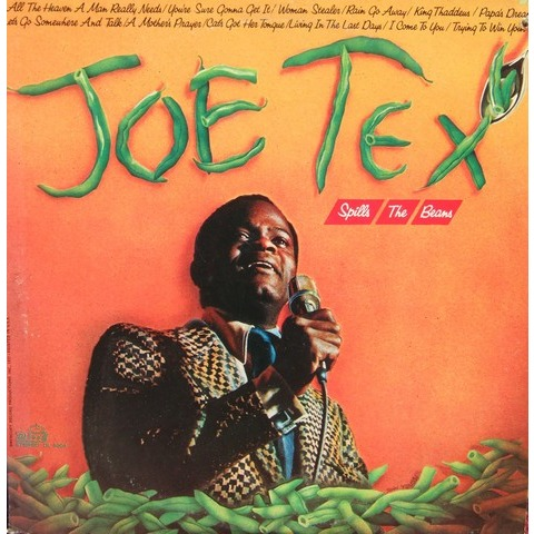 Joe Tex Spills the Beans