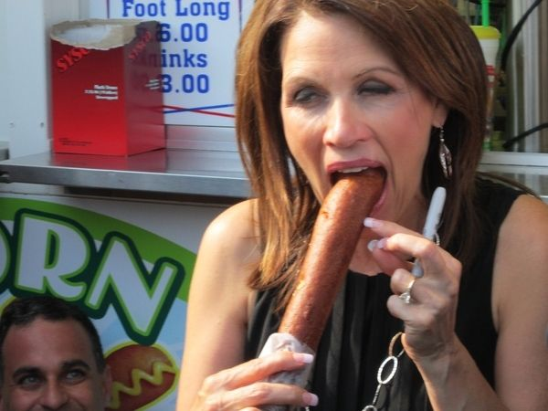 How Google sees it: Michele Bachmann Isn't Looking So Good