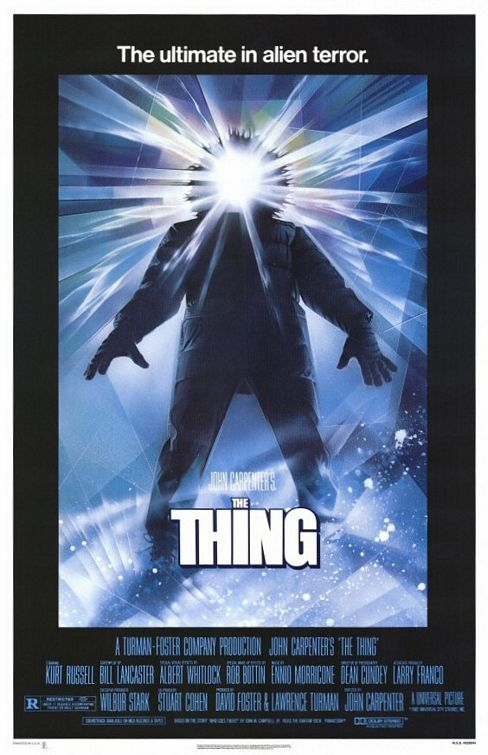 GFS home movies: The Thing (1982)