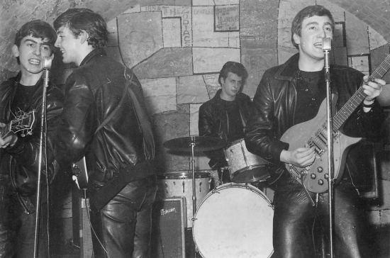 The Beatles, Cavern Club 1961