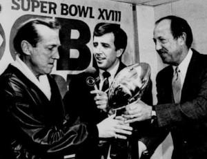Al Davis (Super Bowl XVIII)